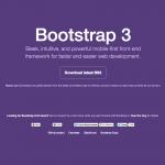 Twitter Bootstrap 3 でアイコンを使う方法