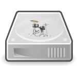 Logic Pro X のコンテンツを外付けドライブに移動する方法