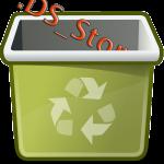 Mac の .DS_Store や ._ から始まるファイルを自動的に消す方法
