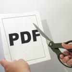 PDF の余白を超絶簡単に取り去って iPad mini や Nexus で快適に読む方法